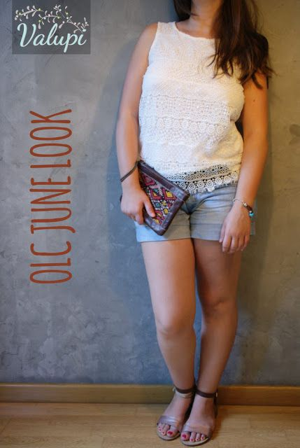 Valupi - Handmade with love: outfit low cost: June look