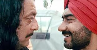 Ajay Devgan and Sanjay Dutt Son Of Sardaar to release on Diwali 2012!
