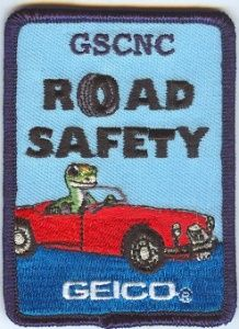 #GEICO Girl Scout Patch