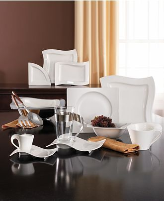 villeroy boch dinnerware new wave collection web busters for the home macy 39 s for the. Black Bedroom Furniture Sets. Home Design Ideas