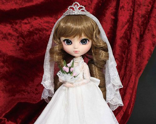 Коллекционная кукла Pullip Пуллипина девятая