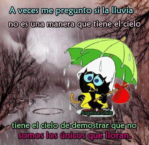SUEÑOS DE AMOR Y MAGIA: La lluvia