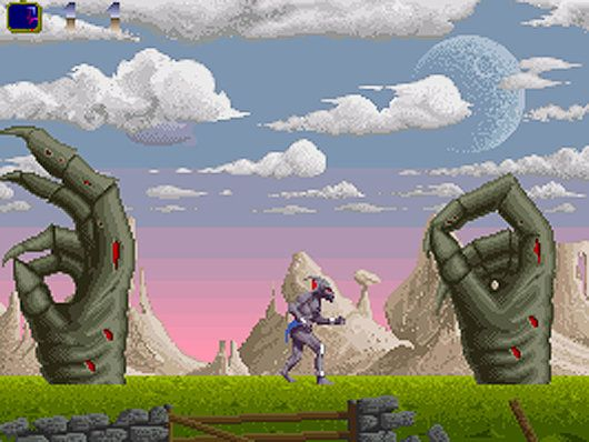 Shadow of the Beast on the Commodore Amiga certainly looked the part.