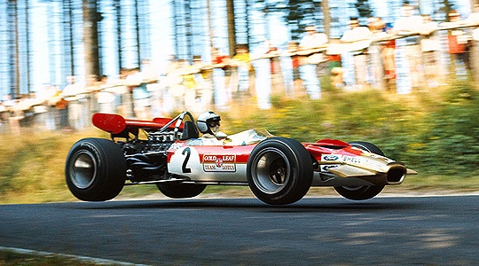 """The Genius of Colin Chapman: """"Simplify, then add lightness"""" - Classic Driver - MAGAZINE - features"""