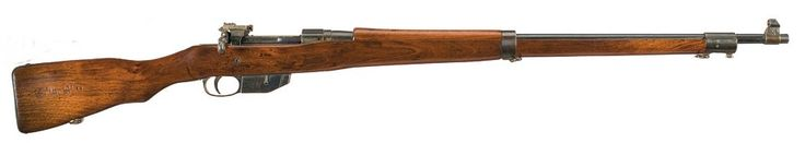 1910 MKIII RIFLE. CAL. 303 British. With British Markings[ Ross Straight pull bolt. ]