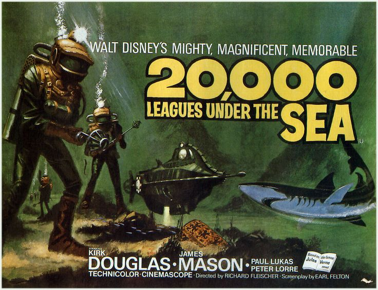 20,000 Leagues Under the Sea (Diving Suit)