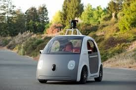 """""""Hello to tomorrow! Google self-driving car"""" - Would you 'drive' it? Review - http://bit.ly/1hI3F1m"""
