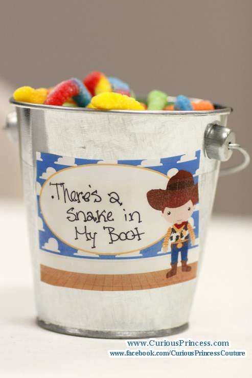 toy story 1 2 3 Birthday Party Ideas | Photo 6 of 16 | Catch My Party
