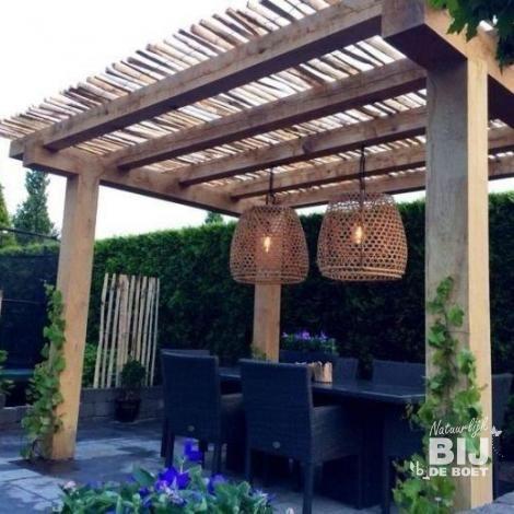 Veranda's en overkappingen voor tuin en terras van De Boet