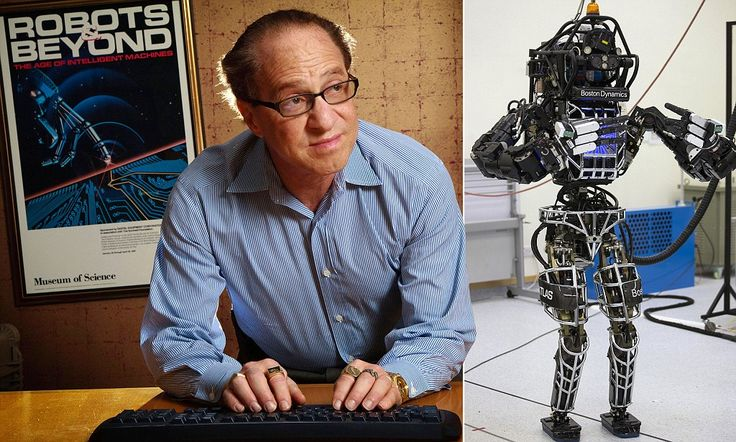 Computer robots will outsmart humans within 15 years, Google director claims (and a giant laboratory for artificial intelligence is already planned.
