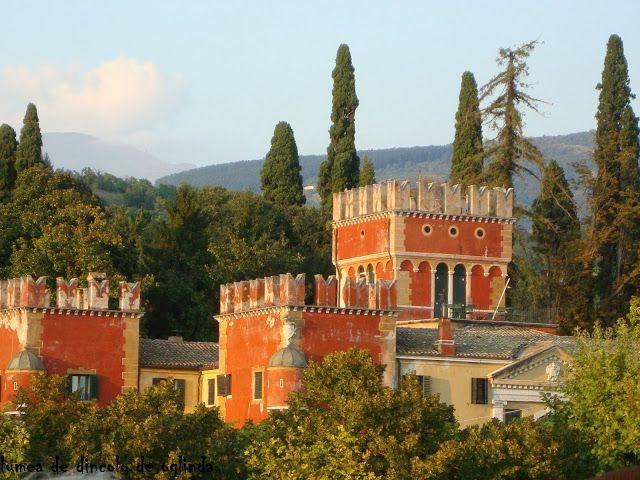 Lumea de dincolo de oglinda: Sirmione sul Garda e Bardolino...