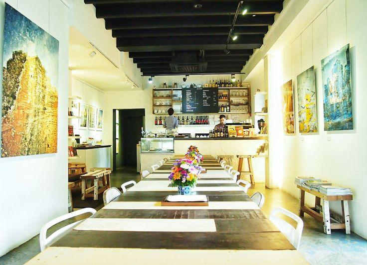 Artistry Cafe, Jalan Pinang, Kampong Glam, Singapore.