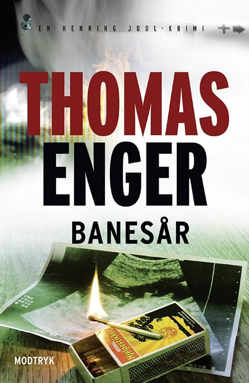 Thomas Enger, Banesår. Marts 2016