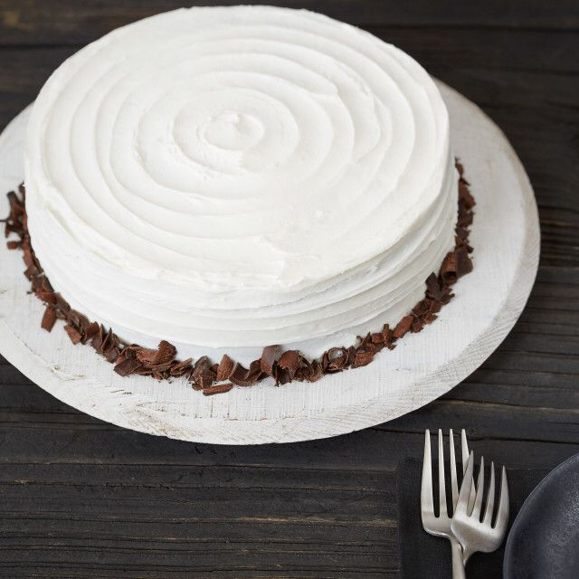 Chocolate Cake with American Buttercream Frosting By Duff Goldman
