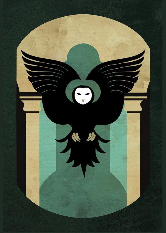 Guardián del conocimiento - Legend of Knorra inspirada ilustración
