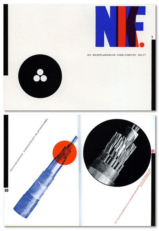Piet Zwart. A pioneer of modern typography, the designer was influenced by Constructivism and De Stijl.
