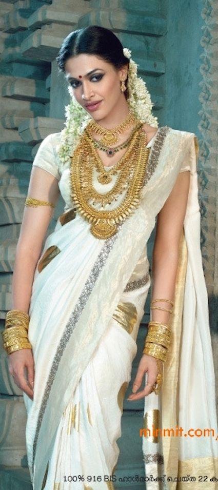 Kerala Hindu Bride