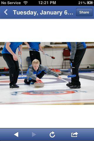 Junior curling provs