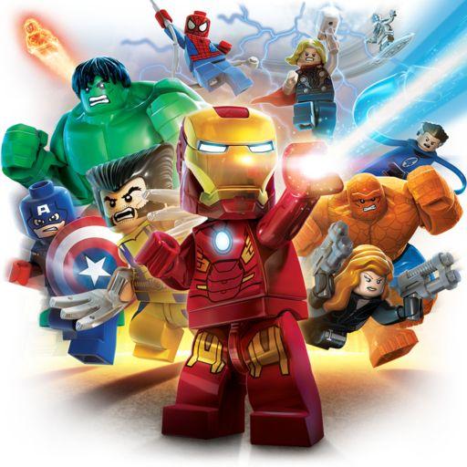 LEGO Marvel Super Heroes per Mac ora disponibile su Mac App Store