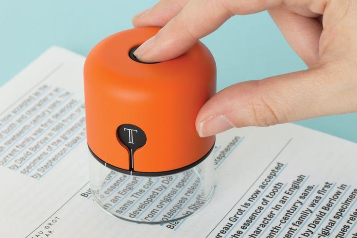 The Creators Project: Descubre el nombre de cualquier fuente con Spector, el 'Shazam' de la tipografía