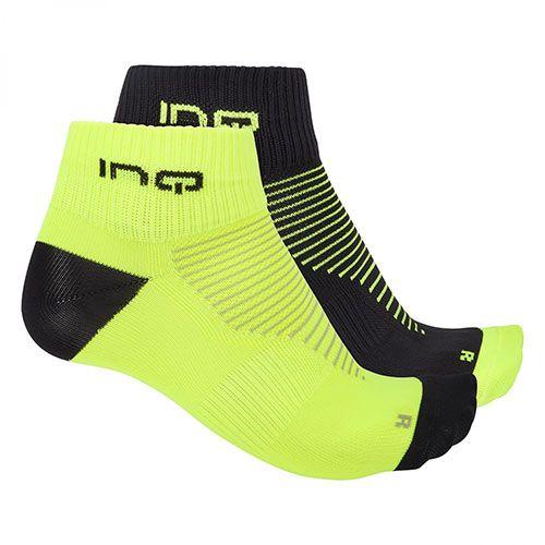 De INQ pro run perform quart zijn hardloopsokken van hoge kwaliteit. De naden in de running sokken zijn niet tot nauwelijks voelbaar. Dit ge...