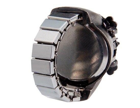 ONE PIECE(Monkey D Luffy)Alloy Quartz Ring Watch Bronze - Tmart