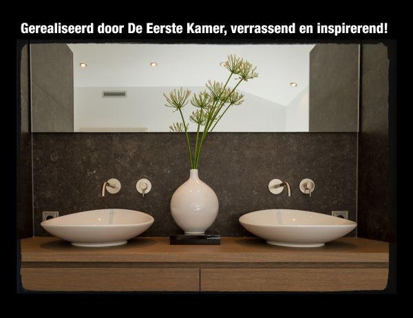 De Eerste Kamer - Onze kijk op badkamers