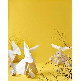 Origamikaniner