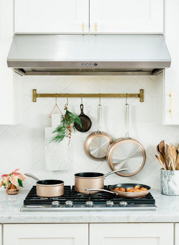 KitchenAid® pot and pan set
