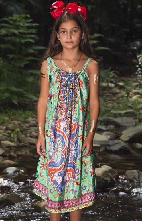 Ruby Yaya | Kids Wear Fashion for the boho & stylish kids. Colourful, fun & comfortable dresses and Blouses.