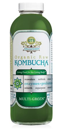 GT's Kombucha — Drink up! Tastiest, healthiest drink I've ever had! Completely and totally raw! Put good in, get good out.