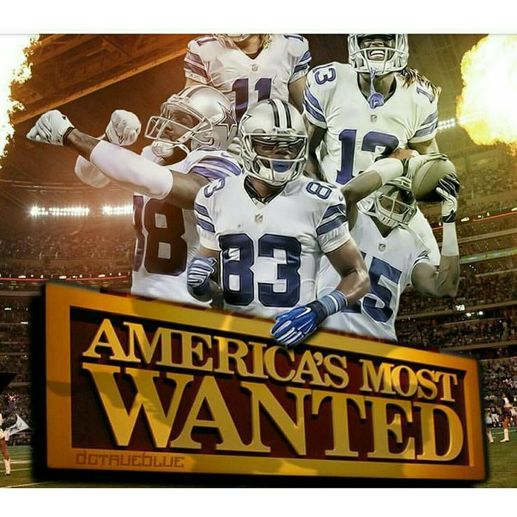 Yes my fellow Americans: We are AMERICA's TEAM!! And America's Most Wanted! DEAL WITH IT!!! ;)