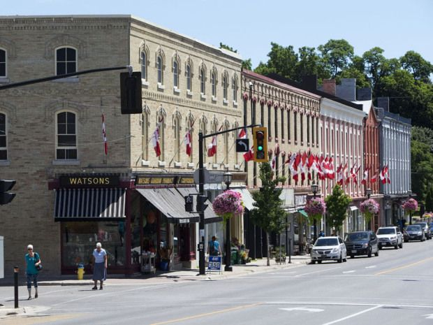 """National Post - Neighbourhoods - """"Small town big hearts..."""" another great article highlighting Port Hope!"""