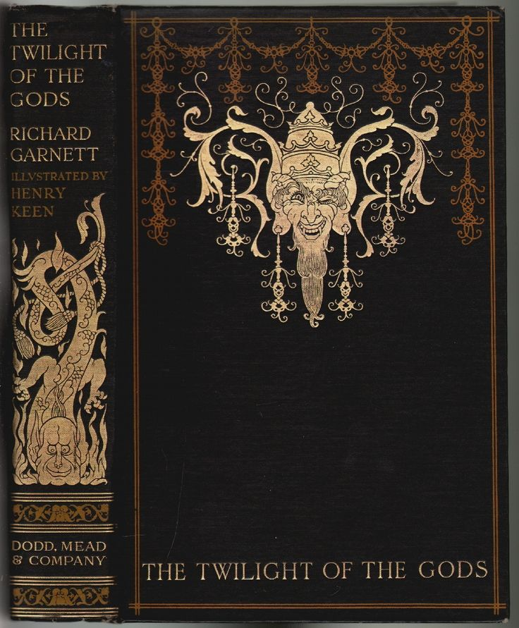 The Twilight of the Gods ~ 1924 edition