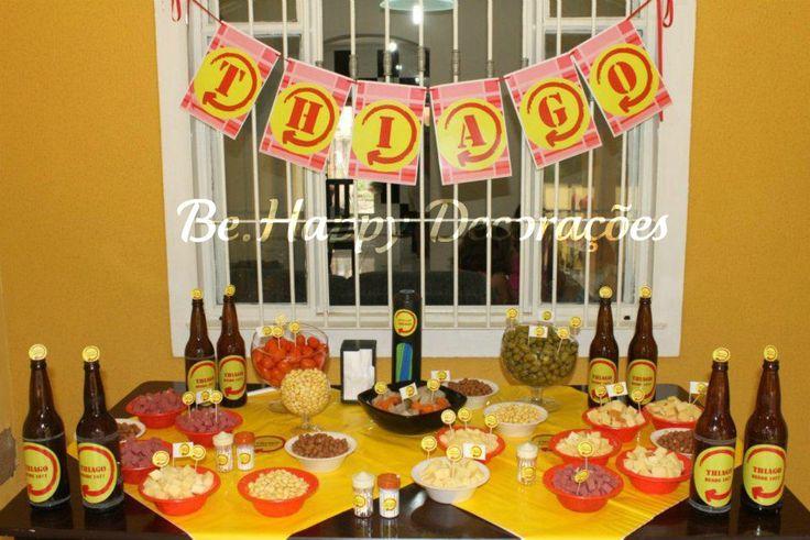 decoracao boteco brahma : decoracao boteco brahma:1000+ images about Festas – Tema: Boteco / Bar on Pinterest