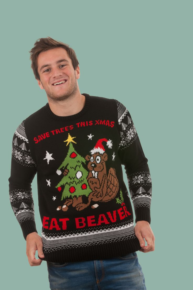 Image result for offensive christmas jumpers