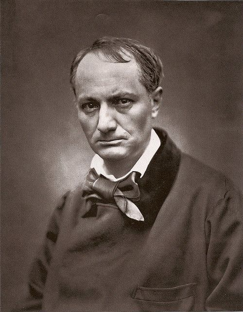 "Charles Pierre Baudelaire was a French poet who produced notable work as an essayist, art critic, and pioneering translator of Edgar Allan Poe. Most famous work, Les Fleurs du mal (The Flowers of Evil), expresses changing nature of beauty in modern, industrializing Paris during 19th century. Credited with coining term ""modernity"" (modernité) to designate the fleeting, ephemeral experience of life in an urban metropolis, and the responsibility art has to capture that experience…"