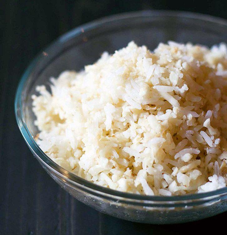 Ρύζι κουνουπιδιού
