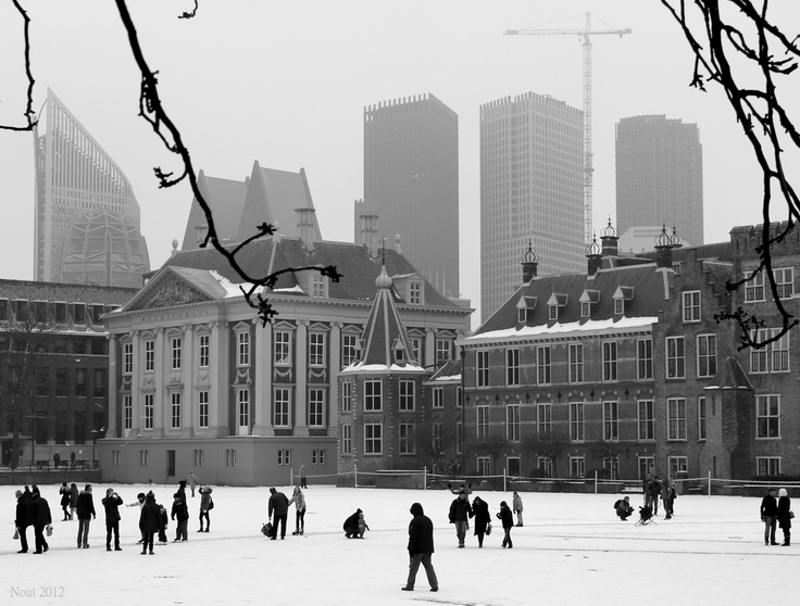 Old/new The Hague