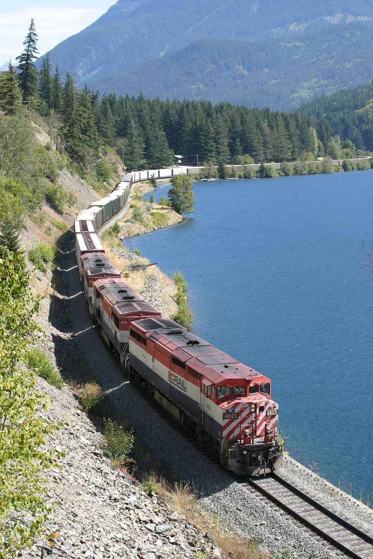 407 best Cool Trains images on Pinterest | Train travel, Locomotive ...