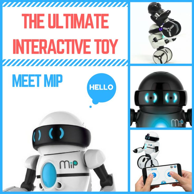 Here's a secret, the WoW Wee MIP isn't just a toy, it's a unique learning aid. A small programmable interactive robot the MIP (Mobile Inverted Pendulum) is a great introduction coding and computers.