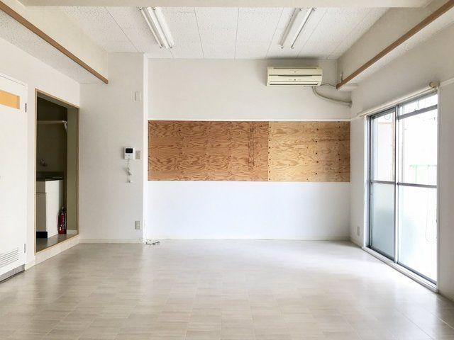 ボクらのシゴトバ 503号室 福岡県福岡市博多区 リノベーション
