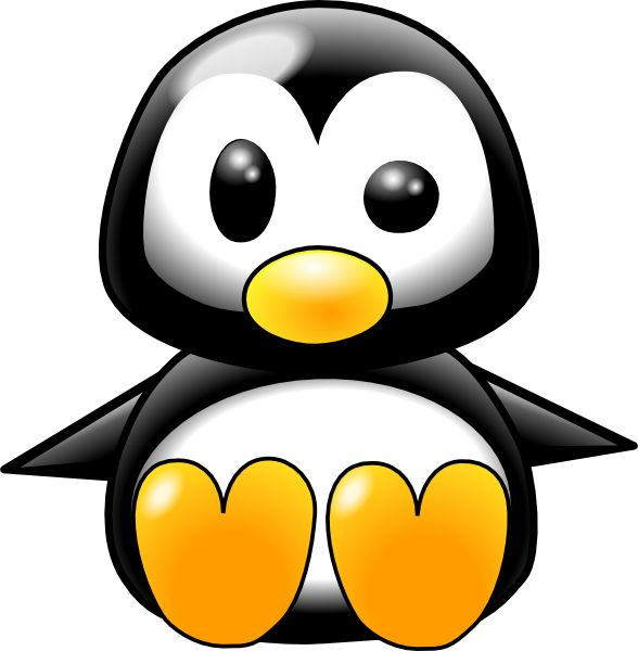 66 best Penguin images on Pinterest Cartoons, Drawings and Linux - penguin template