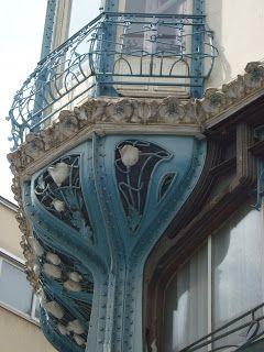 | ♕ | Paseos Art Nouveau: Graineterie Génin-Louis, Nancy
