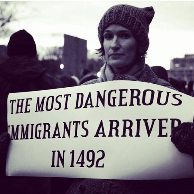 immigrants // acculturation, disease // christian conquest and slavery // Manifest Destiny // expansionism // manifest destiny to overspread the continent allotted by Providence for the free development of our yearly multiplying millions.'