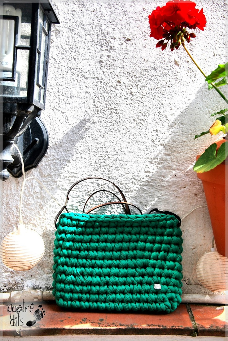Quatre Dits: Y el color del año es... ¡el verde esmeralda!