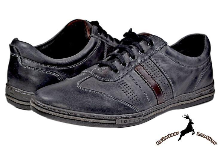 Joker Authentic Brogue Sport Shoes