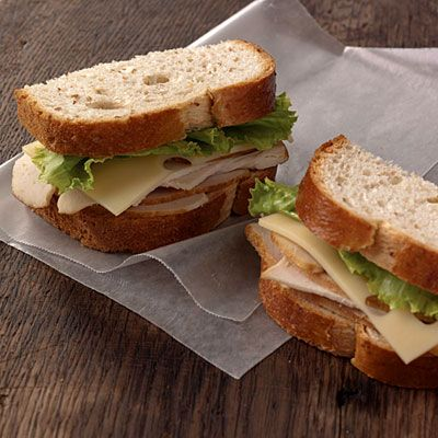 Starbucks Sandwiches | ... Food Survival Guide: Starbucks Turkey and Swiss Sandwich with mayo