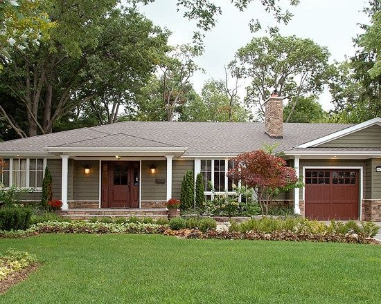 BEAUTIFUL EXTERIOR HOME REMODEL DESIGN IDEAS: RECENT EXTERIOR HOME REMODEL DESIGN IDEAS RANCH PICTURES DECOR AND PAGE