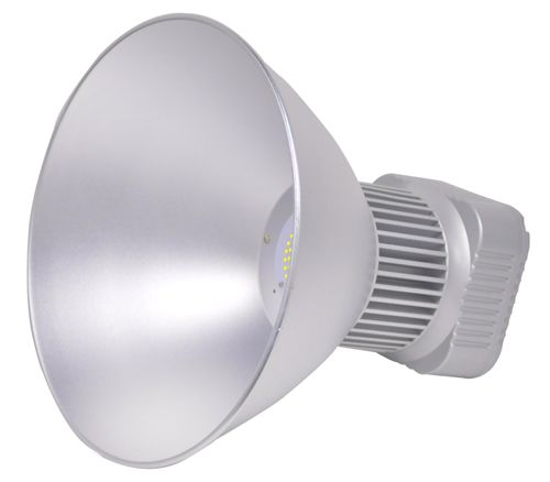 LED Highbay Light//Side View
